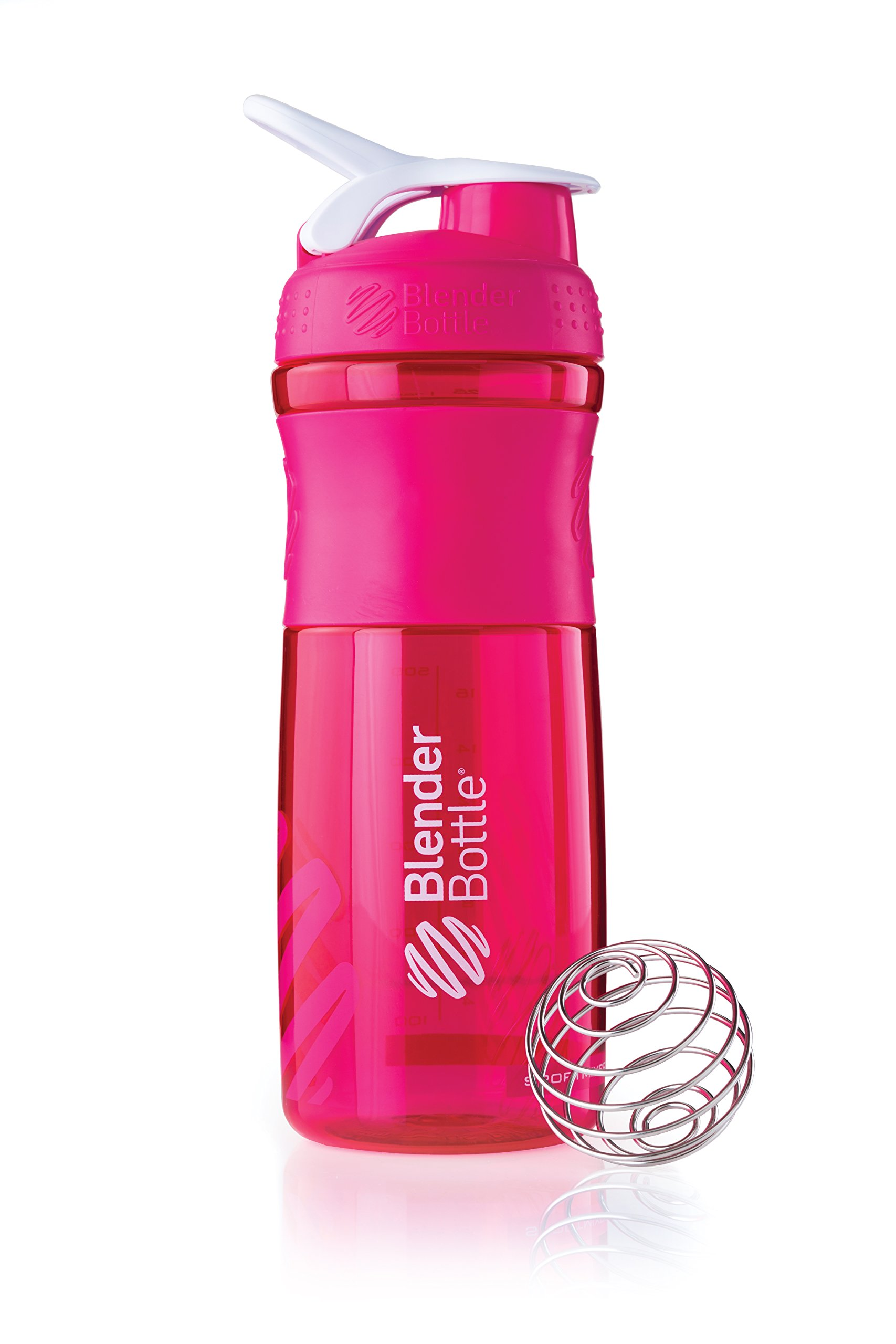 BlenderBottle Sportmixer Tritan Protein + Fitness Shaker mit BlenderBall product image
