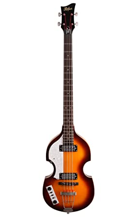 Höfner Ignition Beatles Bass VSB LH · Bajo eléctrico zurdos: Amazon.es: Instrumentos musicales