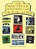 930 Matchbook Advertising Cuts of the Twenties