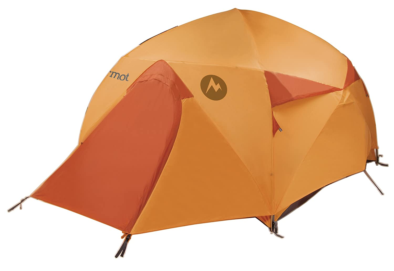 Amazon.com  Marmot Halo 4-Persons Tent Orange One  Sports u0026 Outdoors  sc 1 st  Amazon.com & Amazon.com : Marmot Halo 4-Persons Tent Orange One : Sports ...