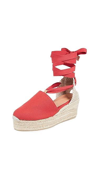 9416fe7543bd Amazon.com   Castaner Women's Campesina Wedge Espadrilles   Shoes