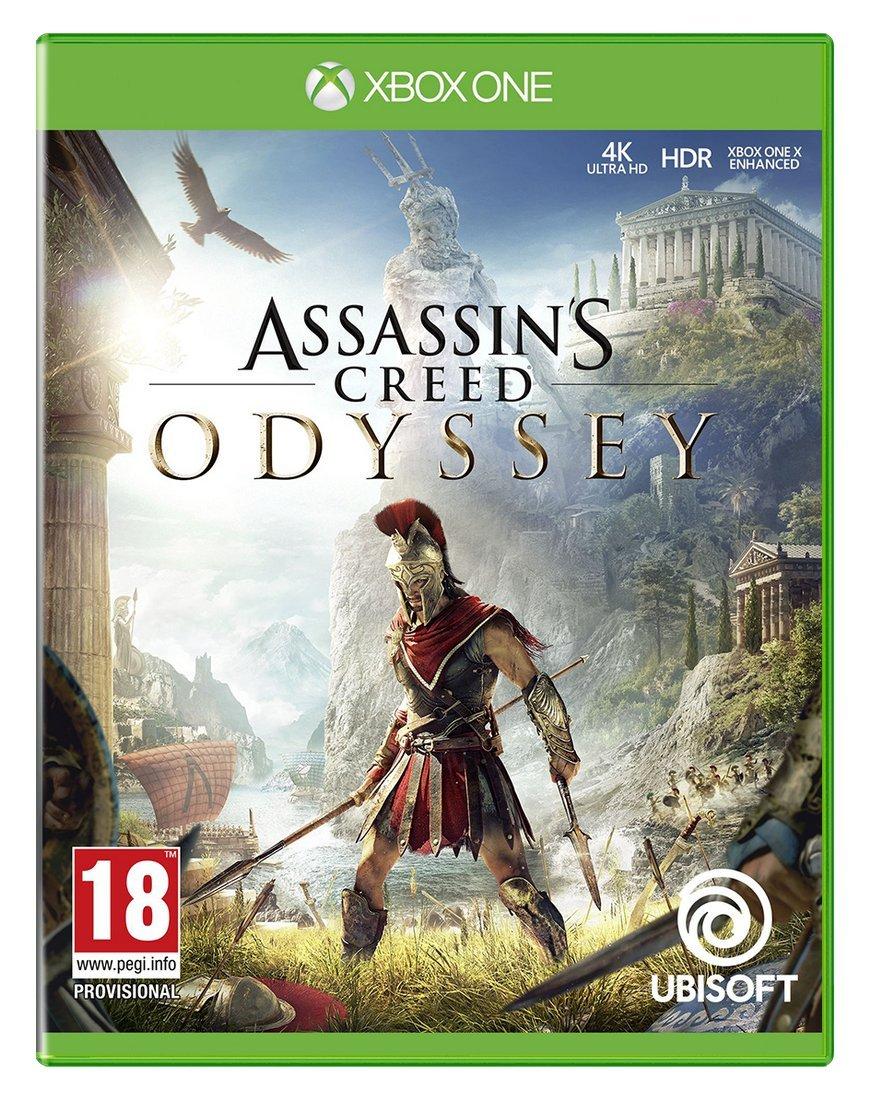 f29b1dd838 Assassins Creed  Odyssey (Xbox One)  Amazon.in  Video Games