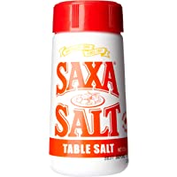 Saxa Picnic Pack Table Salt, 125 Grams