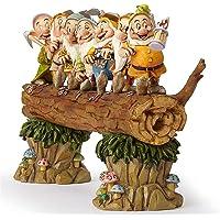 NGLSCXR Fairy Garden Gnome Statues Seven Dwarf Trees gnome Decorate The Garden for Fairy Gardens Accessories Outdoor…