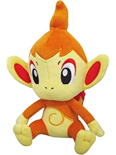 Sanei Pokemon All Star Collection - PP88 - Chimchar Plush8