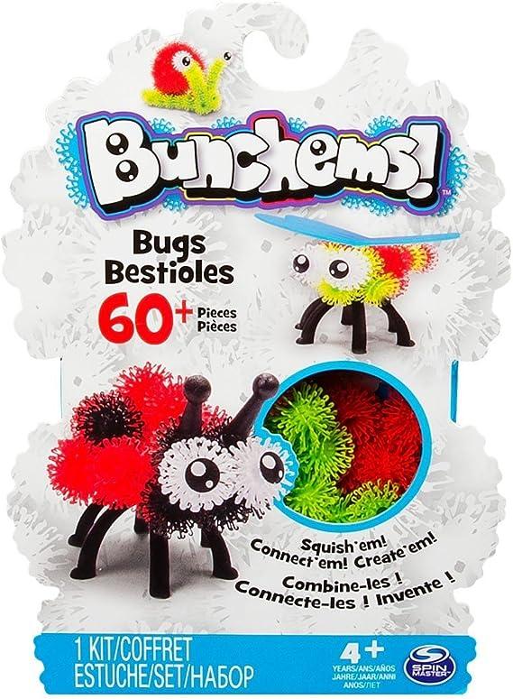 Bunchems - Kit de bolas para modelaje Bunchems, modelo aleatorio (Spin Master 6026097): Amazon.es: Juguetes y juegos