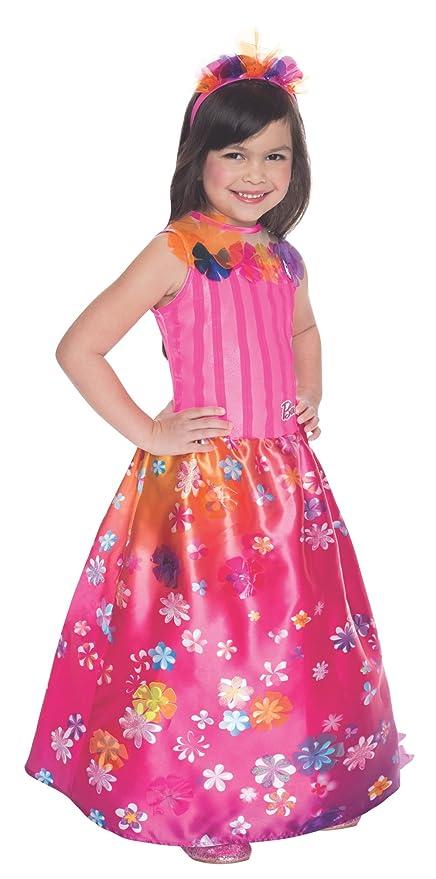 Barbie Halloween Costume Kids.Rubies Barbie And The Secret Door Movie Deluxe Alexa Costume Toddler Size
