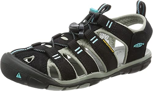 Keen Clearwater CNX Womens Blue Walking Outdoors Trail Summer Shoes Sandals