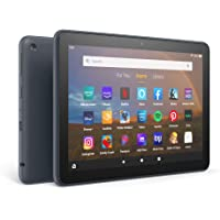 "Fire HD 8 Plus tablet, HD display, 32 GB, our best 8"" tablet for portable entertainment, Slate"