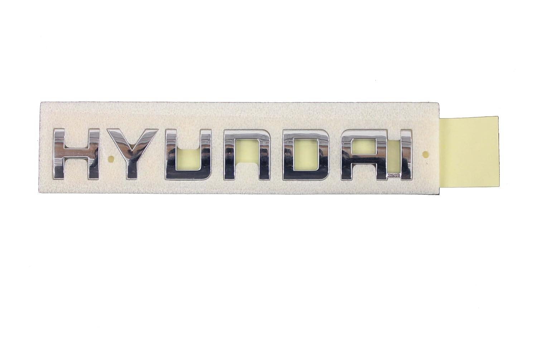 HYUNDAI Genuine Accessories 86321-3K000 Emblem