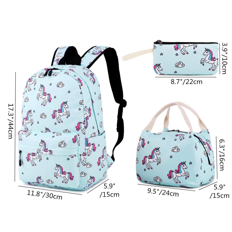 Amazon.com: Mochila escolar para adolescentes, linda bolsa ...