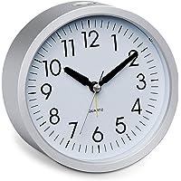 Eachui Reloj Despertador Analogico de 10,7cm Cuarzo