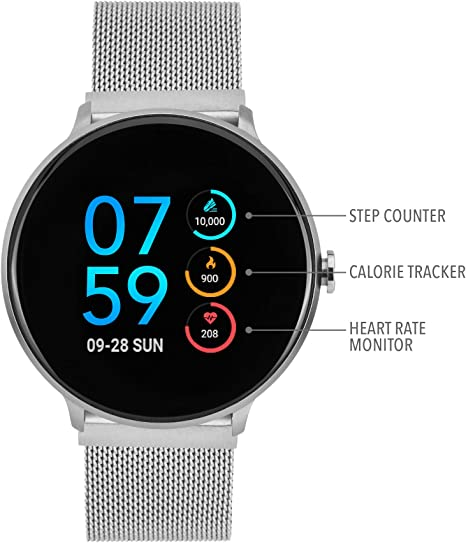 Amazon.com: iTouch Sport Digital Smartwatch and Pedometer ...