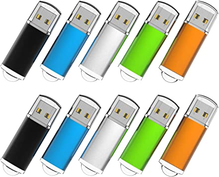 Jump Drive Flash Stick Mixed Colors 32GB USB Flash Drive 5 Pack with Easy-Storage Bag Memory Stick K/&ZZ Thumb Drives Gig Stick USB2.0 Pen Drive for Fold Digital Date Storage Zip Drive