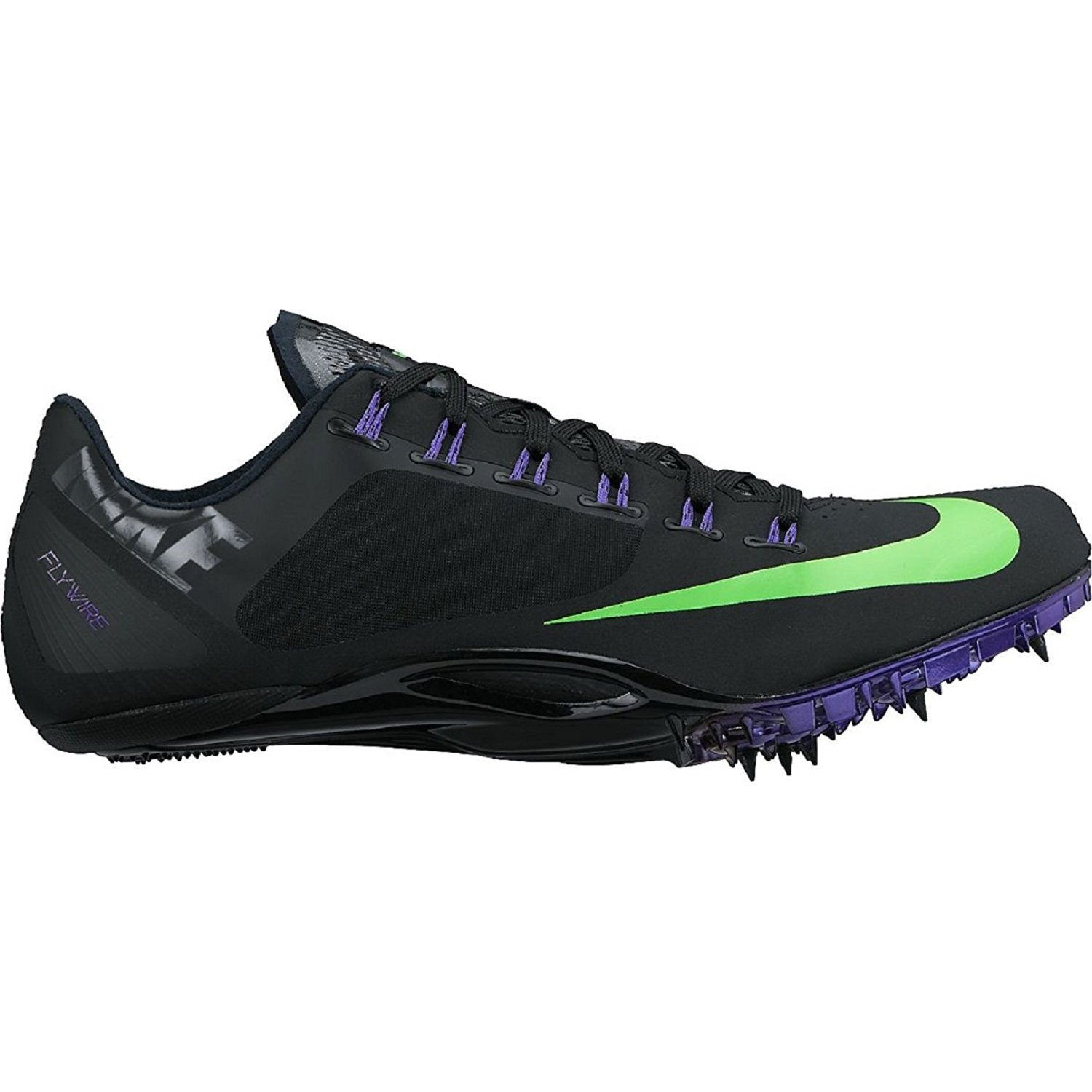 f2d2ce6b622e Nike Zoom Superfly R4 Sprint Track Spikes Shoes Black Green Mens Size 4.5 ( Womens 6)  Amazon.ca  Shoes   Handbags