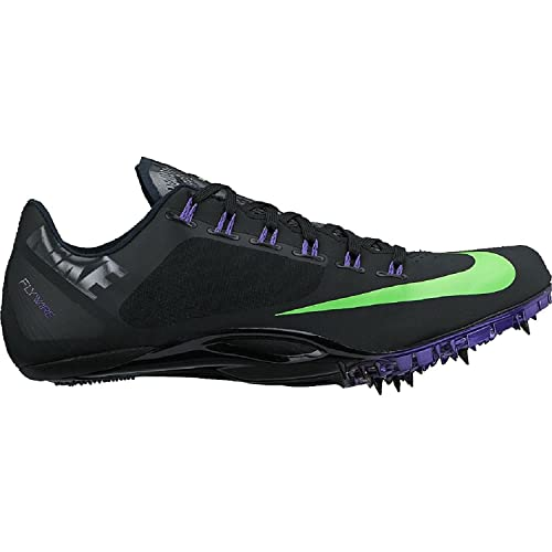 f48f47f2ed6 Nike Zoom Superfly R4 Sprint Track Spikes Shoes Black Green Mens Size 4.5  (Womens 6)  Amazon.ca  Shoes   Handbags