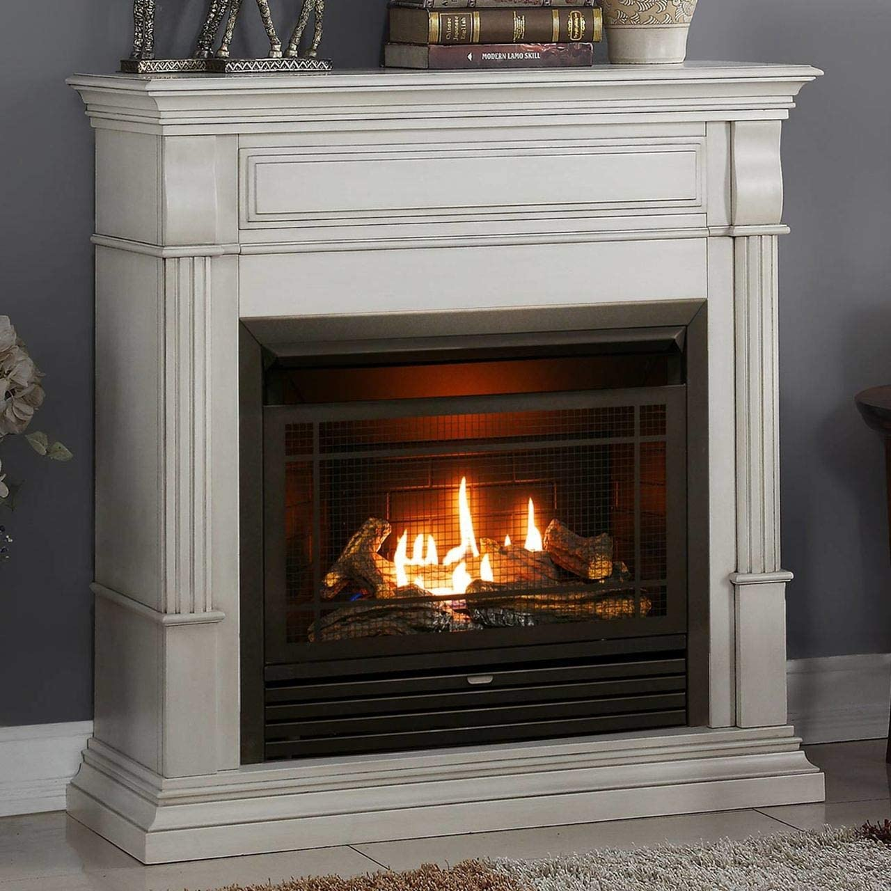 Amazon Com Duluth Forge Fdf300t Dual Fuel Ventless Fireplace