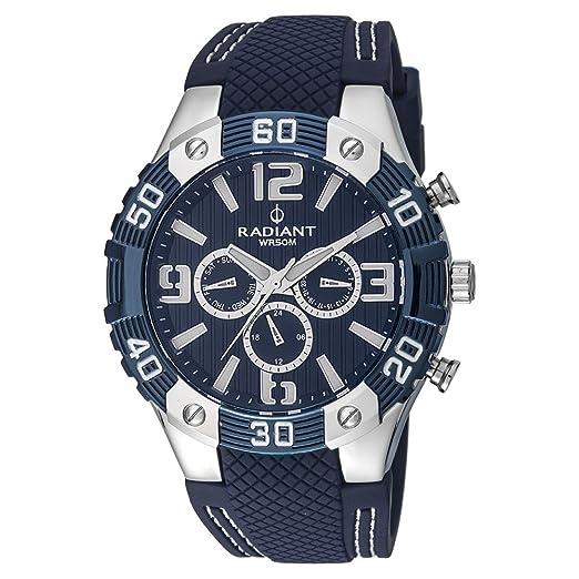 Reloj Radiant hombre New Racing [AB4885] - Modelo: RA417602: Amazon.es: Relojes