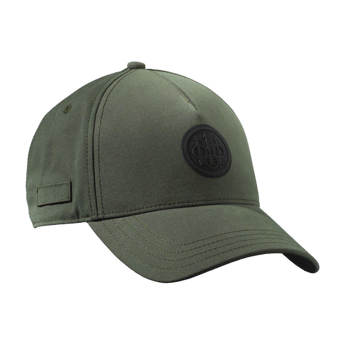 Beretta Rubber Patch Logo Cap Green  Amazon.co.uk  Sports   Outdoors 9766c860c075