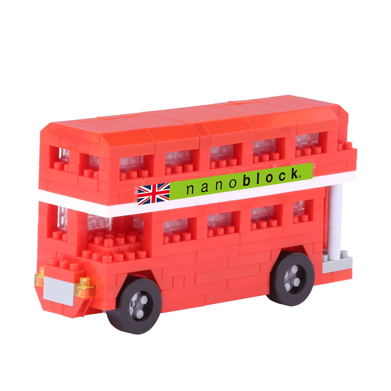 Nanoblock London Bus Building Kit