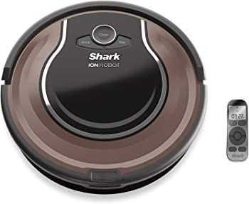 Shark ION Robot Dual-Action Robot Vacuum Cleaner with Scheduling Remote