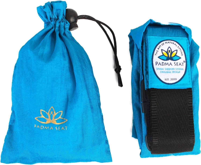 tragbarer G/ürtel im Stil eines Sitzkissenstuhls Halteband f/ür Sitzhaltung Meditation und Yoga