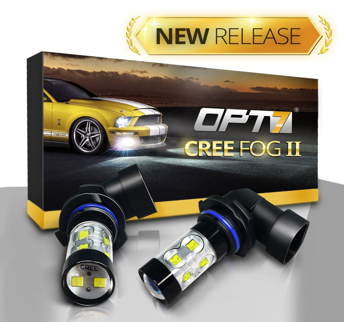 OPT7 H10 (9145 9140 9040) CREE XLamp