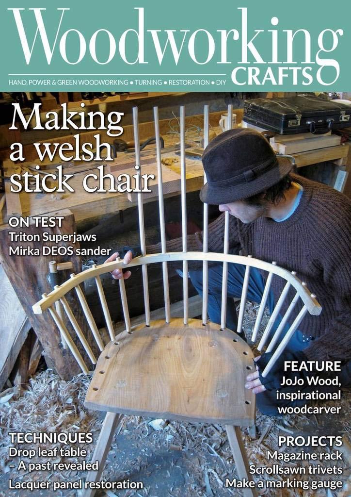 Woodworking Crafts Magazine Amazon Co Uk Kindle Store