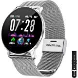 TagoBee TB11 Smartwatch Bluetooth IP68 Pulsera Inteligente Impermeable Reloj Movil HD Touch Screen Fitness Tracker…
