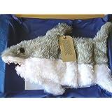 Kit the Great White Shark Fluffy Hot Water Bottle Cover
