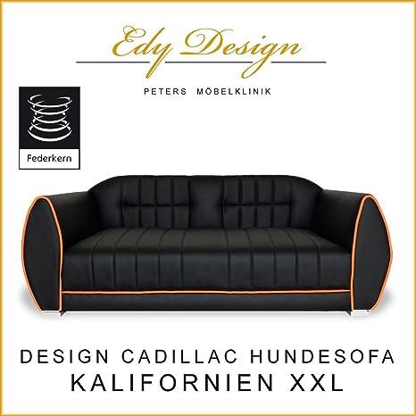Perros sofá California XXL sofá cama para perros Cadillac ...