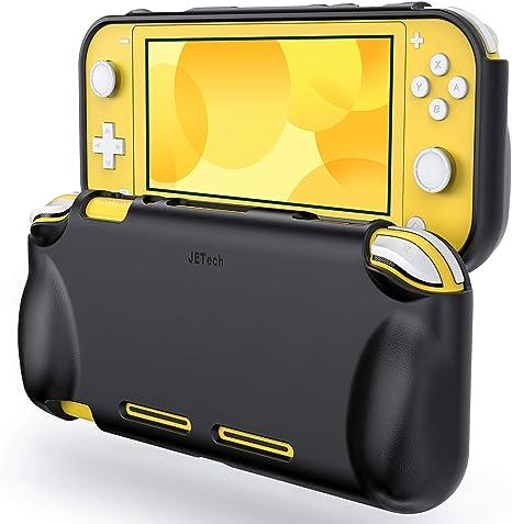 JETech Funda Compatible Nintendo Switch Lite 2019, Carcasa de Protección, Anti-Choques/Arañazo, Negro: Amazon.es ...