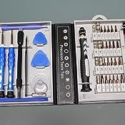 Amazon.com: Kit de herramientas multifunción destornillador ...