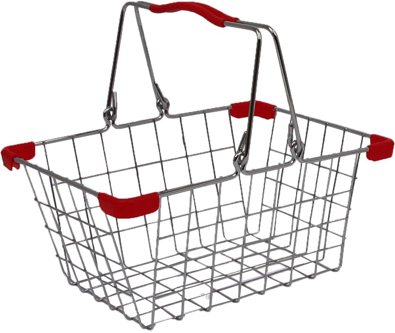 imagine play kids Tanner Shopping Basket Child size metal