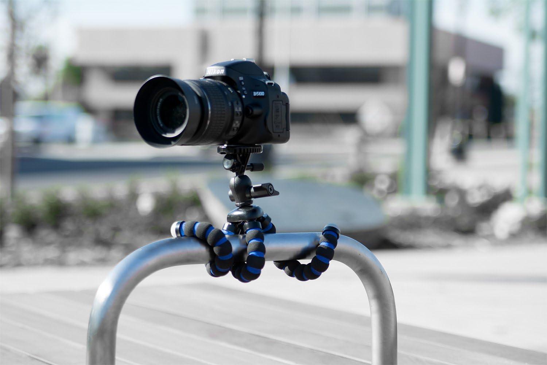 Arkon 27 9 Cm Kamera Stativ Halterung Für Canon Sony Kamera