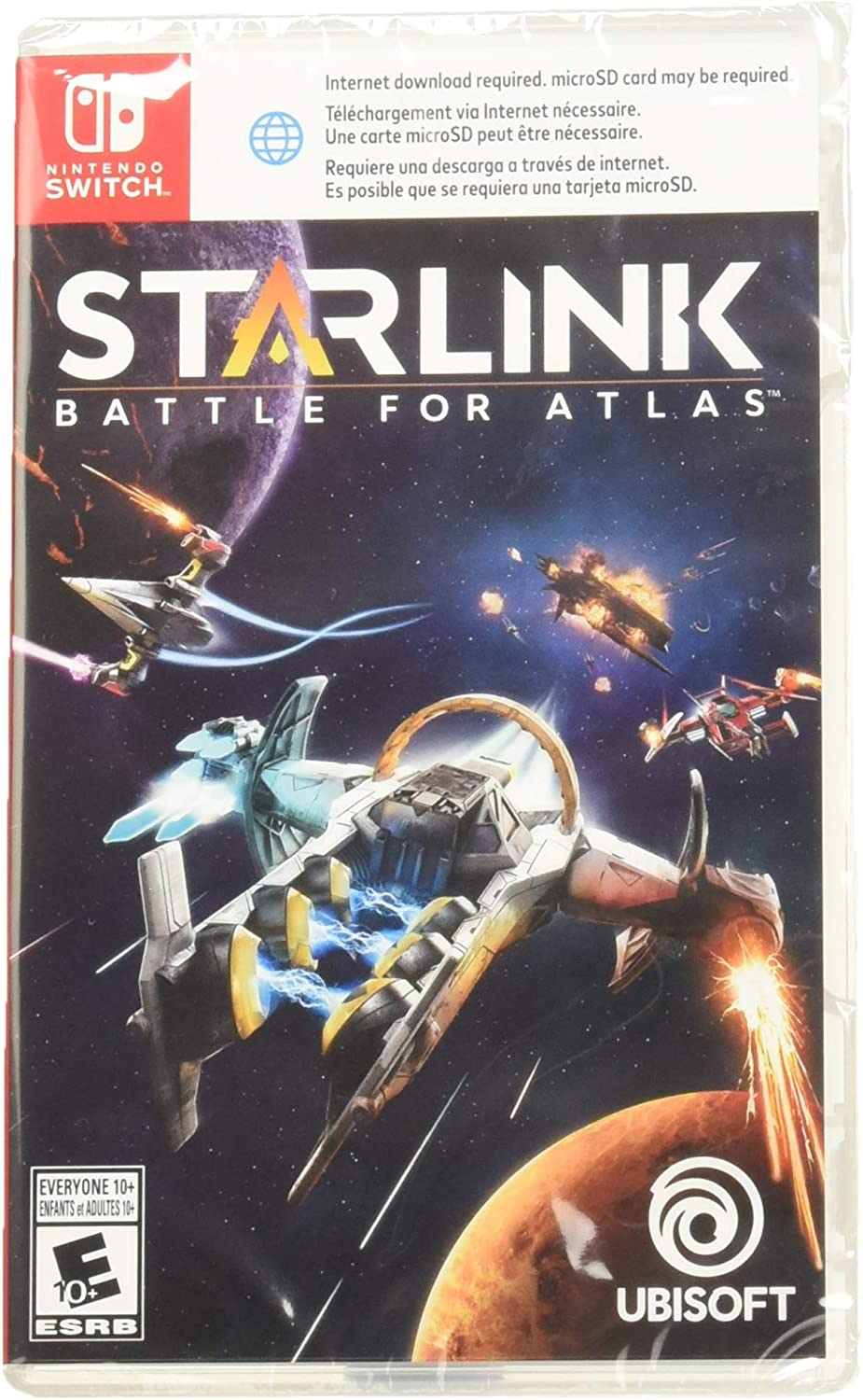 Amazon.com: Starlink Battle for Atlas - Nintendo Switch ...