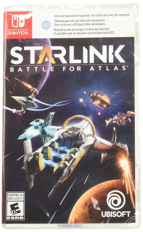 Starlink: Battle for Atlas for Nintendo Switch [USA]: Amazon.es: Ubisoft: Cine y Series TV