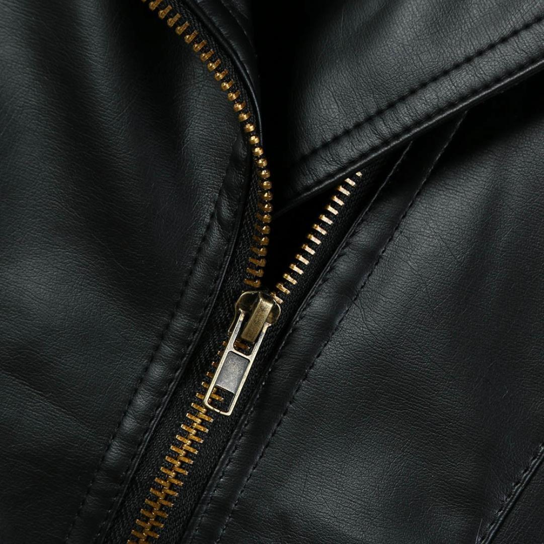 Winsummer Toddler Girl Boy Kids Baby Autumn Winter Outwear Leather Coat Short Jacket Clothes