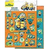 Planches de stickers Autocollants MINIONS 960 pcs