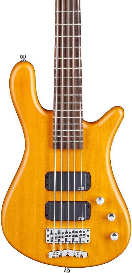 Guitarra de bajo Warwick de 5 cuerdas, derecha (1515120500CPCARAWW ...