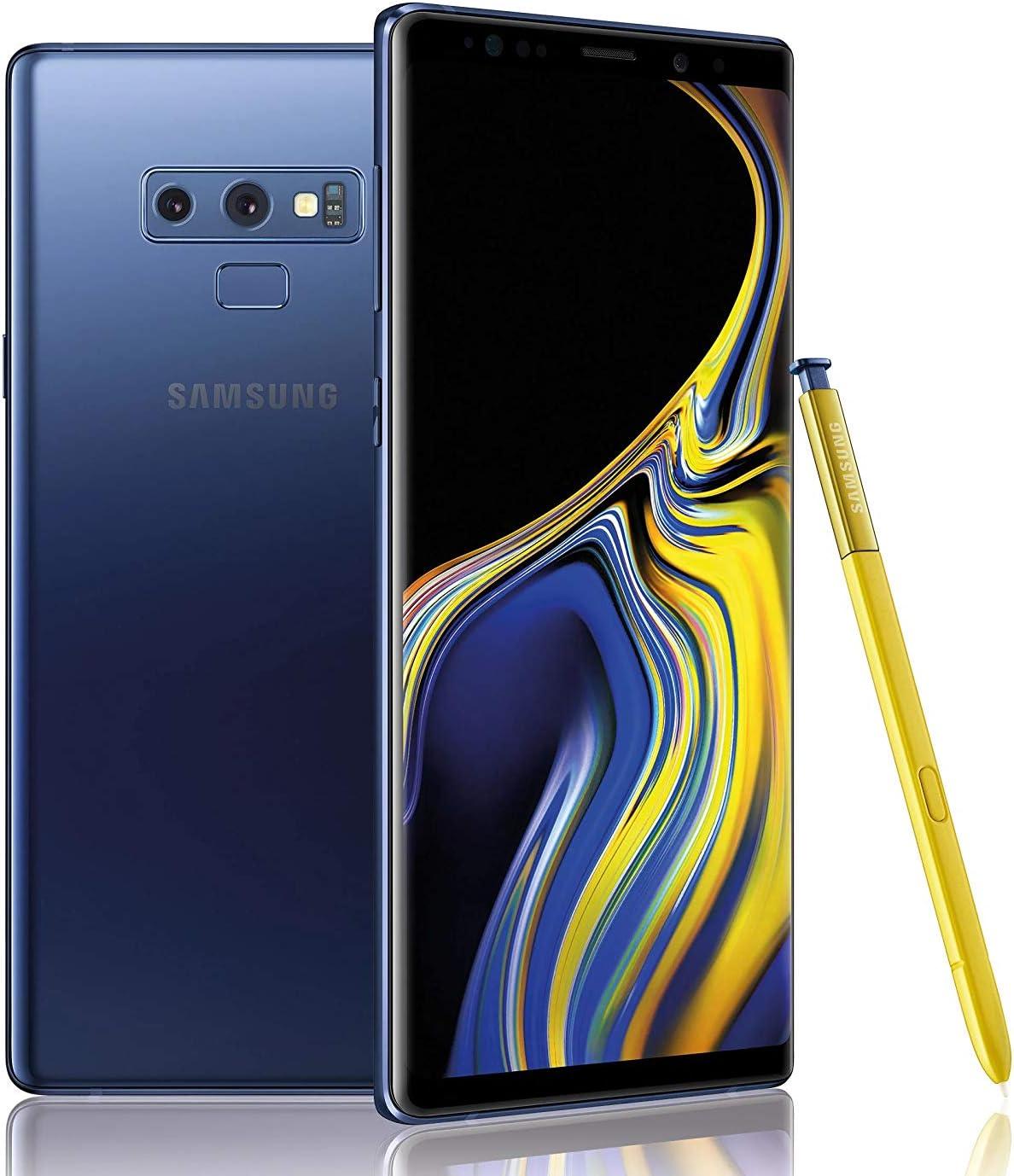 Samsung Note 9 desbloqueado – (reacondicionado certificado): Amazon.es: Electrónica