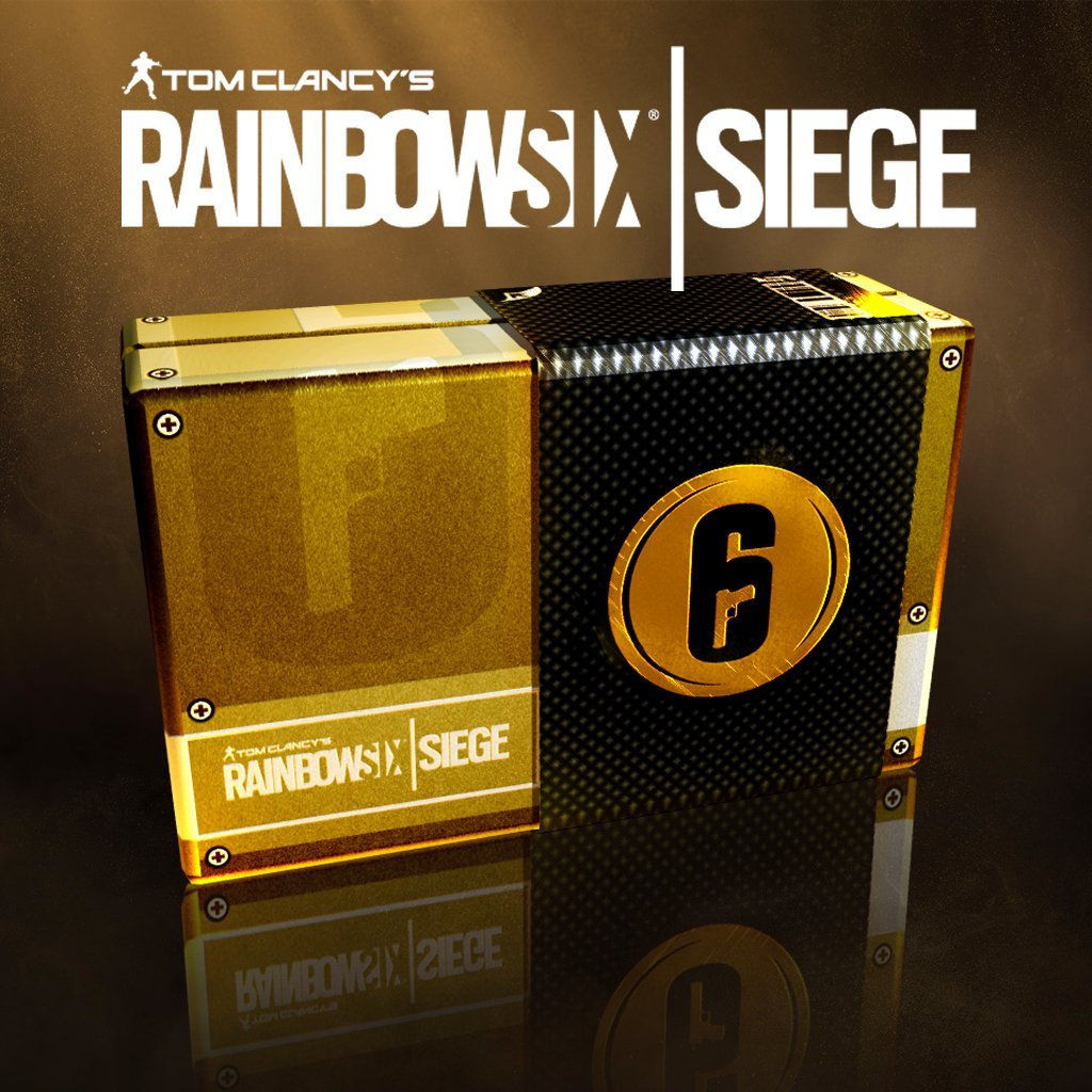 Tom Clancy's Rainbow Six Siege: Currency 16000 Credits
