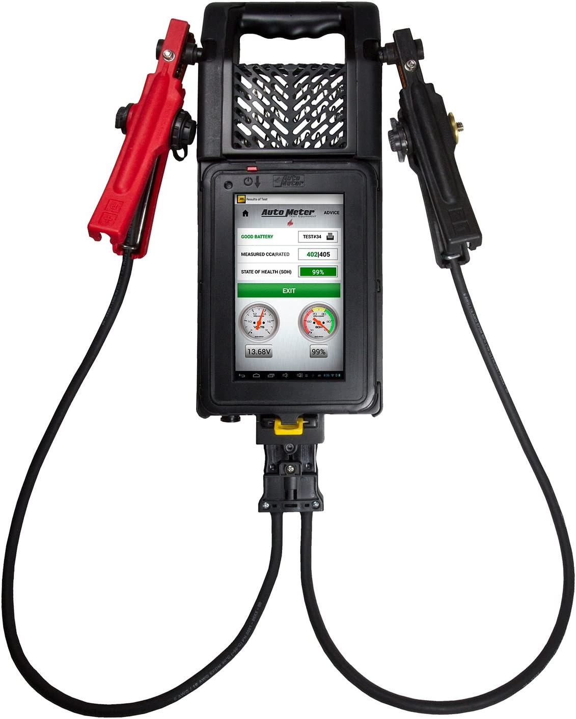 AutoMeter BCT-460 Wireless Battery and System Tester Hd Truck Tablet-Based
