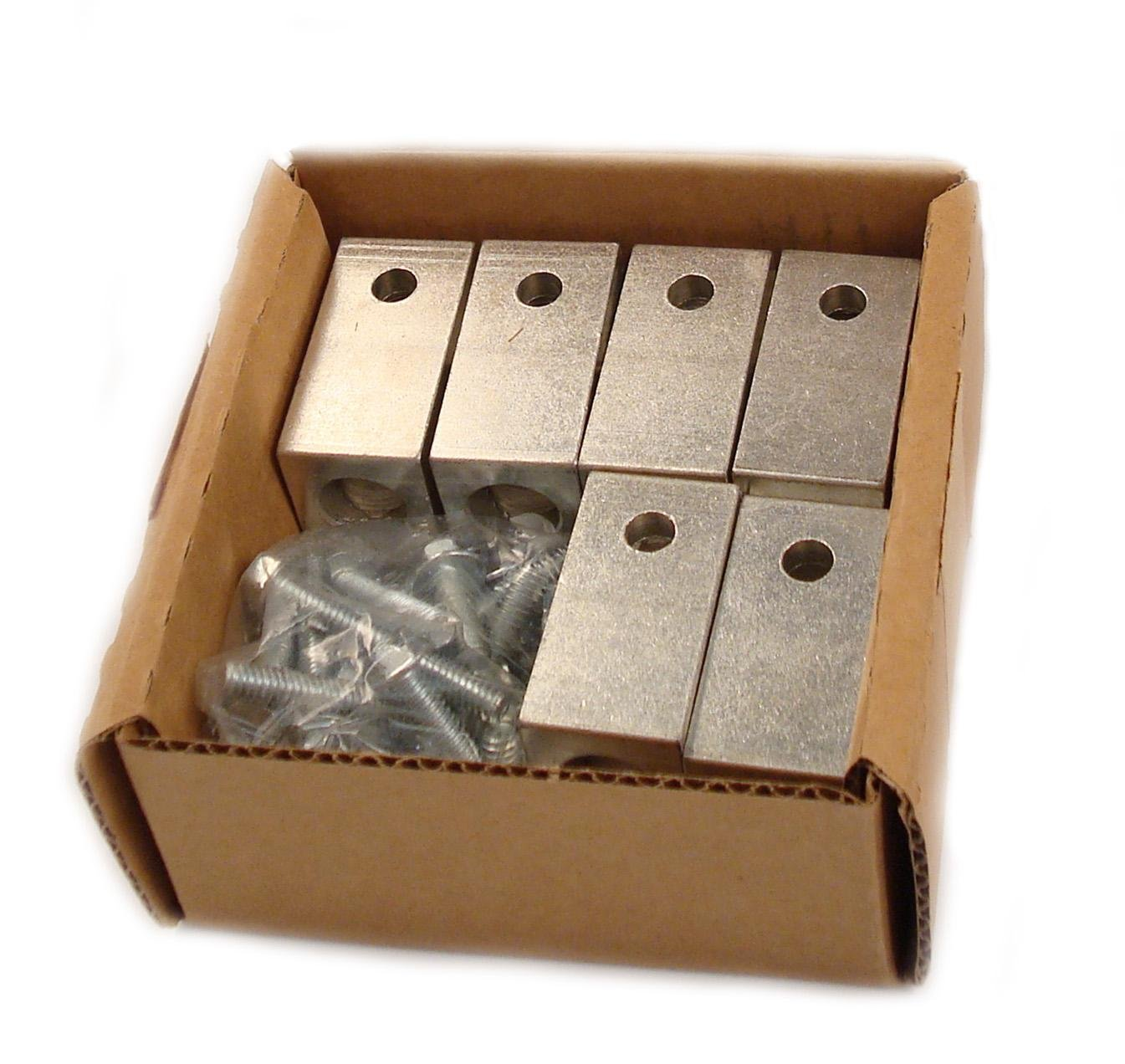 Eaton LKS2 Terminal Lug Kit, 12 x 6-250 MCM Lugs & Hardware by Eaton