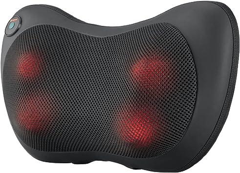 Massagekissen Shiatsu Massagegeräte für Nacken Schulter Rücken Massage