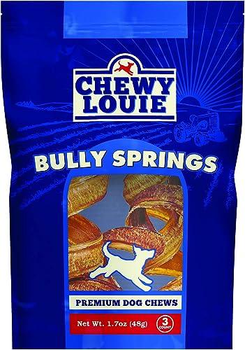 CHEWY LOUIE Bully Treats 3pk