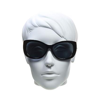 Amazon.com: Para mujer tintadas bifocales lector de sol ojo ...
