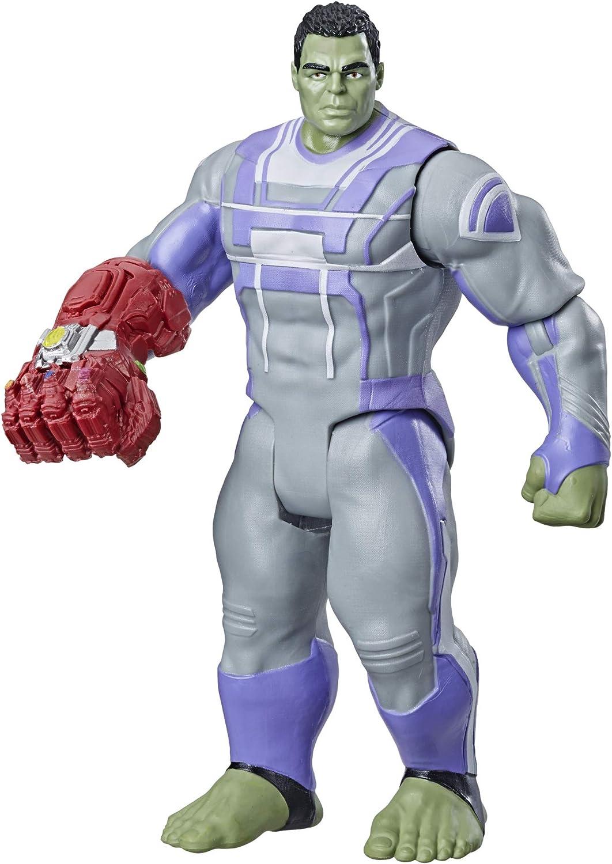 Avengers Deluxe 6In DLX Movie Hulk, Multicolor (Hasbro E3940ES0)