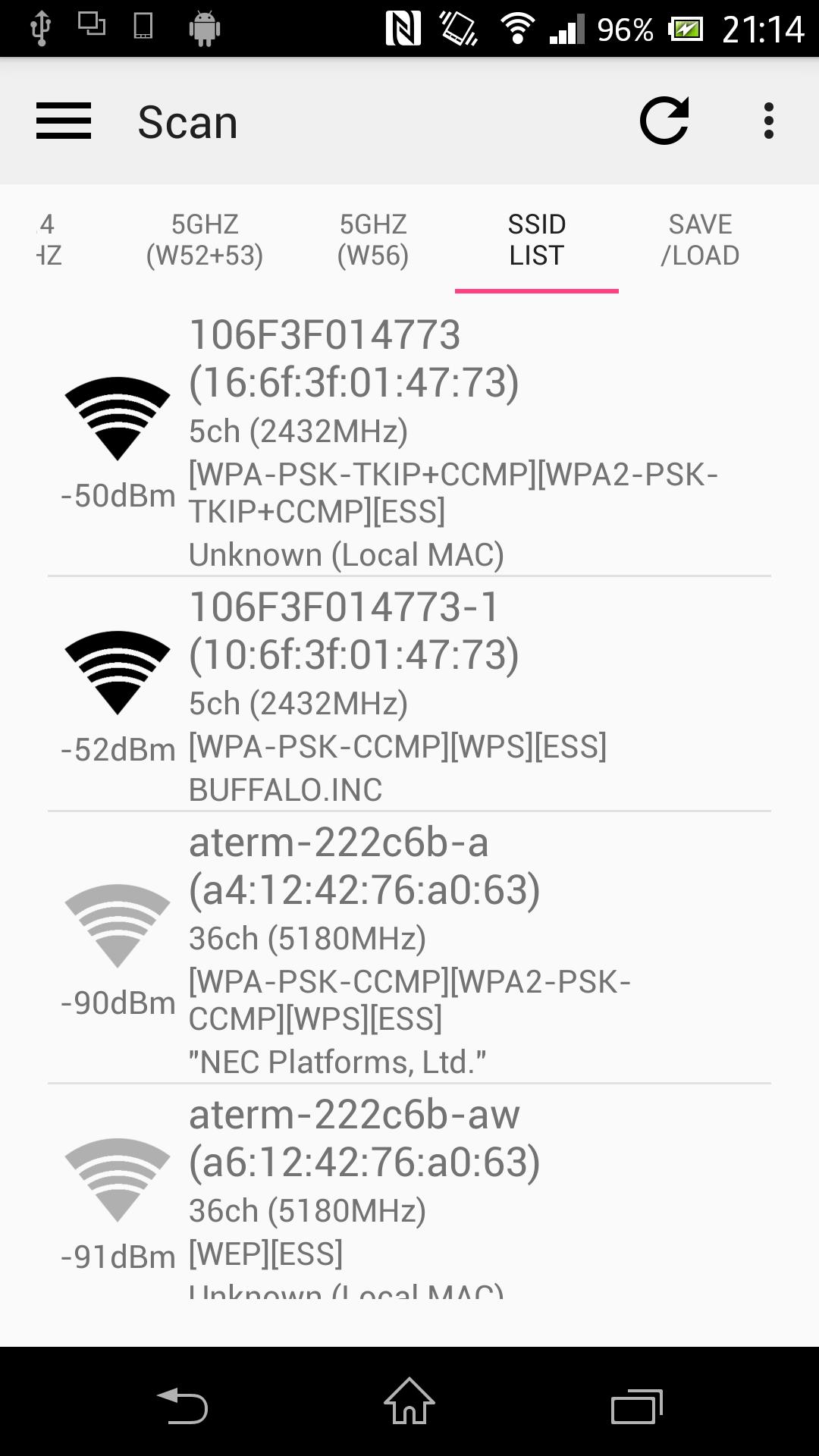 WiFi Visualizer