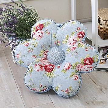 Amazon.com: GJ - Cojín acolchado de algodón para asiento ...